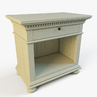maya st james open nightstand
