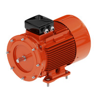 electric motor obj