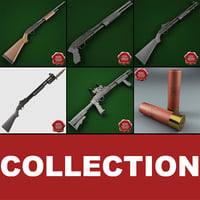 Shotguns Collection