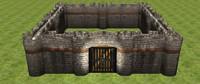 medieval wall kit x