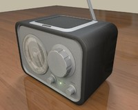 Crosley solo radio model