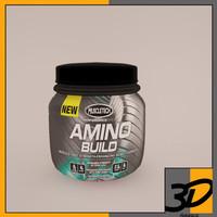 amino build 3d model