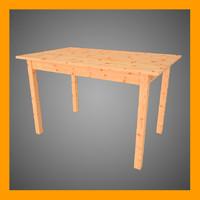 3ds bjÖrkudden table