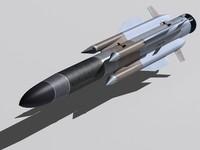 Kh-31AD missile.