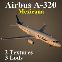 max airbus mxa