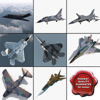 Jet Fighters Collection 5