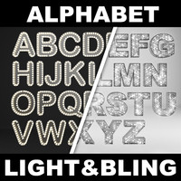 max crystal letters alphabet