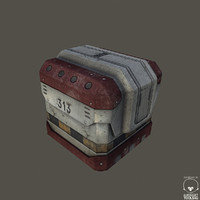 3d ready crate