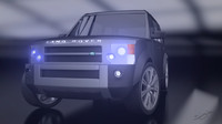 2006 land rover discovery obj