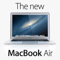 3ds ma macbook air 2013