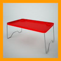 bed tray 3d dxf