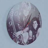 wall clock modern talking 3d dwg