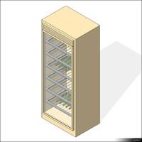 Wine Cabinet 01432se
