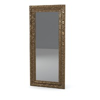 Engraved Mirror