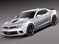 2013 2014 sport coupe 3d model