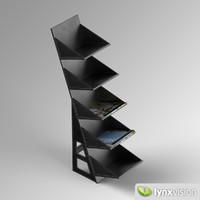Leather CD DVD Tower