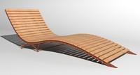 free max mode deck chair