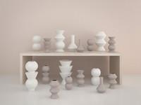 3d geometry vases