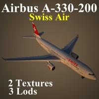 3ds max airbus swr