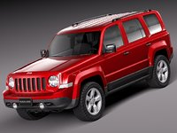 2013 2014 suv jeep 3ds