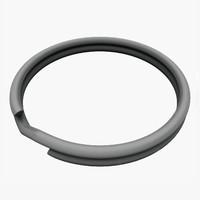 3d key ring