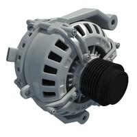 3ds max engine alternator
