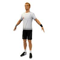3d stylized human