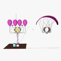 3d model of aerial weh