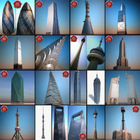 Skyscrapers Collection V6