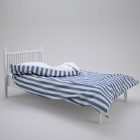 Duvet standard single (semi- folded)