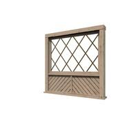 1 window 3d x