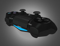High Res Sony Playstation dualshock 4 controller