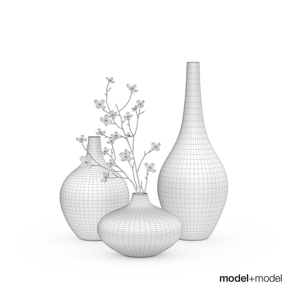 x ikea salong vases - Ikea Salong vases... by modelplusmodel