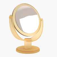 3d model of ikea mirror