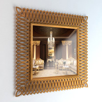 3d model mirror stilema 677