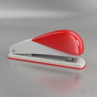 3d model stapler tapler