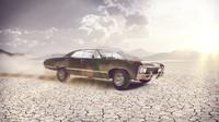 chevrolet impala 1967 obj