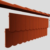 3ds max plain tile