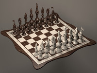 Chess Set 3