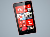 3d model of nokia lumia 820