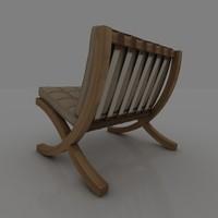 3d max wood barcelona