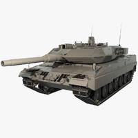 Leopard 2 A5 / A6 - MBT