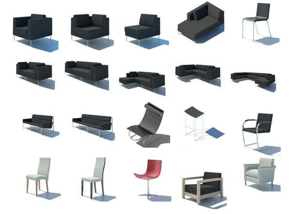 Pergola revit component samling av de senaste for Outdoor furniture revit
