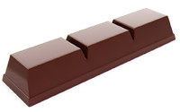chocolate bar 3d max