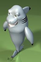 3ds max shark