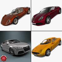 Sport Cars Collection 7