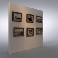 3dsmax set frames