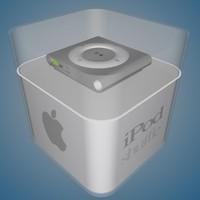 Apple iPod Shuffle Box
