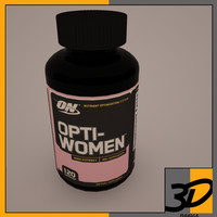 opti-women optimum nutrition 3ds