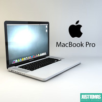 macbook pro 3d 3ds